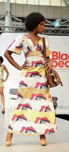 african print #dress
