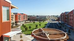 UC Davis West Village | Davis USA | SWA Group