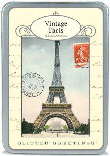 Arte Encanto por Vasti Fernandes: Vintage Images París