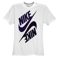 Nike Graphic T-Shirt - Men's - White / Black