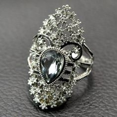 Rings For Women: Vintage Opal Rings & Pearl rings Fashion Sale Online | TwinkleDeals.com Page 3