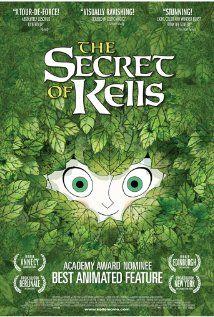 The Secret of Kells (2009) Poster