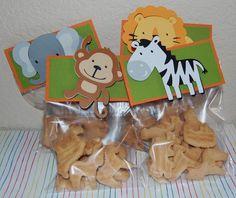 Animal treat bags/favor bags