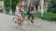 #CraftBicycle a work of art, mixing know-how and #urban elegance