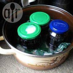 Zdjęcie do przepisu: Sok z jagód