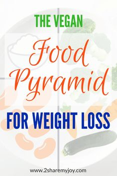 The vegan food pyramid for weight loss. How to fill your plate and how much to e… The vegan food pyramid for weight loss. How to fill your plate and how much to eat from each plant based food group to lose weight without deficiencies. Detox Diet For Weight Loss, Weight Loss Meal Plan, Weight Loss Drinks, Diet Plans To Lose Weight, Losing Weight, Paleo Diet Plan, Low Carb Diet Plan, Healthy Diet Plans, Paleo Food