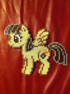 sandylandya@outlook.es Wildfire Little Pony Bead Sprite by prettypixelations on deviantart