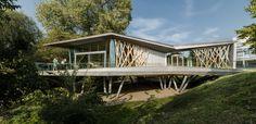 wilkinson eyre maggie's centre oxford designboom
