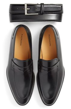 """Magnanni """"Tevio"""" Men's Penny Loafer available at #Nordstrom"""