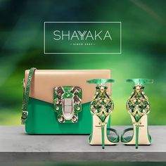 Dolce & Gabbana Lucia Shoulder Bag in Two-Tone Leather and Python Trim   23.5 x 20 x 7 cm   Available Now  Dolce & Gabbana Crystal-Embellished Satin Sandals   10cm Heel   Available Now  For purchase inquiries, please contact sales@shayyaka.com or +961 71 594 777 (SMS, WhatsApp, or iMessage) or Direct Message on Instagram (@Shayyaka)  Guaranteed 100% Authentic / Worldwide Shipping / Bank Transfer or Credit Card