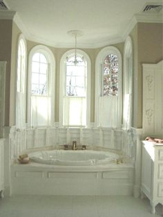 luxury shabby chic bathroom - Buscar con Google
