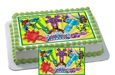 Skylanders Trap Team Kaos Cake think You Can Make