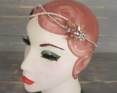 Women Feather Headwear Fascinator Hair Clip Mesh Wedding Birdcage Hat Party #E