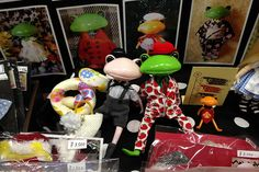 Wonderfrogs at Doll Show 34