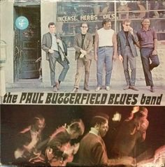 Paul Butterfield Blues Band.First LP on Elektra.USA Australian and U issue