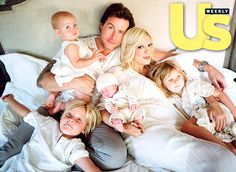 Tori Spelling and Dean McDermott's Miracle Baby Finn: See All the Pictures!: All in the Family
