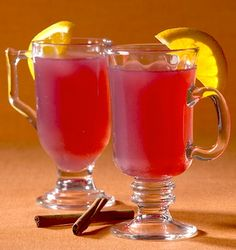 Recipe: Cranberry Pineapple Punch (served warm or cold) - Recipelink.com