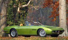 1971 Maserati Ghibli SS Spider 1 of 11 made Maserati Ghibli, Maserati Models, Italian Beauty, Automotive Design, Auto Design, Fast Cars, Sport Cars, Car Pictures, Vintage Cars