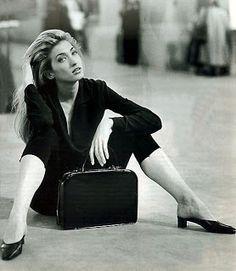 young Carolyn Bessette mujeres con estilo unico
