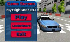 Police Driver Simulator 3D is a physics engine game.<br>If you like Simulator Games, crushing, try it.<br>Smooth controls, realistic auto physics.<br>Test your real skills.<br>***FEATURES***<br>* Easy controller<br>* Realistic driving experience and feelings<br>* Beautiful Graphics<br>* Realistic sound environment<br>* Realistic physics<br>* Tablet support and FULL HD support<br>* FULL HD graphics with high quality<br>+Finish the parkour with the best time and get the first position on the…