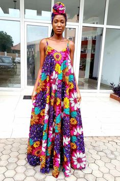 African print dress / African dress / African dresses / African maxi / African clothing / Ankara maxi dress / African print dress for women - Source by roshanpourvesta - Latest African Fashion Dresses, African Dresses For Women, African Print Dresses, African Print Fashion, African Attire, African Wear, Ankara Fashion, African Style, Ankara Mode