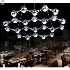 Italiensk New Design Modern LED Lysekrone