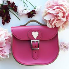 specially for her personalised small leather satchel by brit-stitch | notonthehighstreet.com