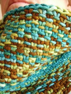 Linen stitch...hoping this was crochet, but it's not, so I'll pass it on to @Gina Hemmings :)