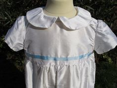 Boys Christening / Baptism Romper and Jacket by LoveSnowberry, £60.00