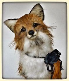 KALEideaSCOPE: Bear in Mind!: FIAMMA the red fox