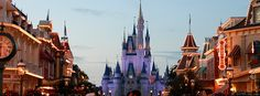 Walt Disney World Facebook Cover Photos