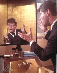 How to Succeed in Business Without Really Trying {1967} - J.Pierpoint Finch played by Robert Morse
