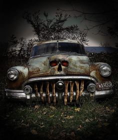 Monstrous abandoned classic