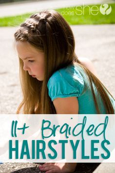 A World of French Braided HairStyles at Your Fingertips!
