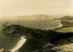 Itacoatiara e Itaipú anos 30.