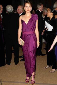 Natalie Portman's style file
