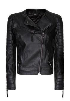 Куртка черная косуха женская
