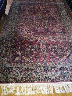 Mange flotte Persiske håndknyttet tepper.