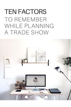 Ten Factors to Remember While Planning A #Tradeshow #eventprofs