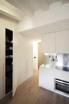 Progetti: Cucina in stile in stile Moderno di luigi bello architetto