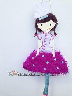 Piñatas~ girl Baker Piñata