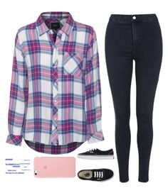 """""""Untitled #337"""" by chill-outfits ❤ liked on Polyvore featuring Topshop, Vans, women's clothing, women, female, woman, misses and juniors"""
