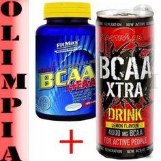 Cena: 84,90 zł Fitmax - BCAA STACK II EAA 240T bcaa  próbka
