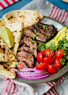 How to Make Carne Asada Recipe- Grilling Carne Asada couldn't be easier. Start with our carne asada marinade which adds wonderful Mexican flavors galore. This delicious skirt steak is so ready for your summertime grill! Best Carne Asada Recipe, Authentic Carne Asada Recipe, Mexican Dishes, Mexican Food Recipes, Dinner Recipes, Ethnic Recipes, Mexican Cooking, Entree Recipes, Asian Recipes