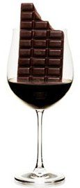 Pairing 101: Wine & Chocolate. It's (supposedly) an aphrodisiac and it goes with wine--if you make the right picks. #winepairing