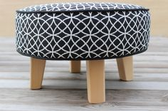 Stool - my work