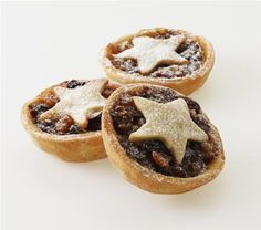Christmas Star Tarts 12 pack  Our signature hand-made butter crust pastry is baked with a rich deluxe fruit mince, flavoured with orange cognac, pistachios, almonds and cranberries.     Our beautiful tarts are finished with a little pastry star dusted with snow sugar.     Make these gorgeous tarts your Christmas centrepiece, perfect for guests and gifts.