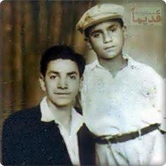 عبد الحليم حافظ وشقيقه