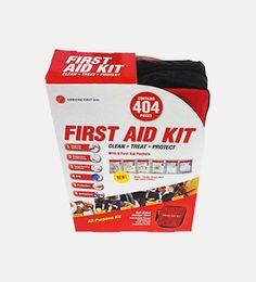 404 First Aid Kit Soft Bag