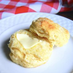 I made Doris' biscuits, and my goodness, they are amazing! I love the flavor and texture and will definitely make them again. I've been eating them toasted in the morning for breakfast, and it's a treat to wake up to.